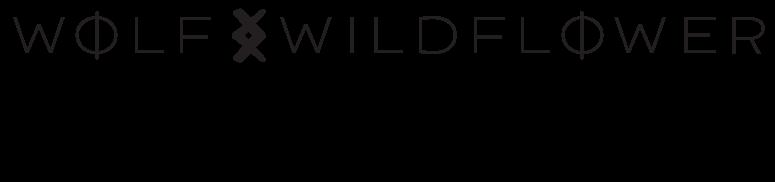 Wolf & Wildflower